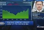 分析人士:腾讯股票半年内或将涨至250港元