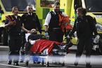 伦敦恐袭后续 警方连夜逮捕7人