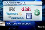 YouTube广告遭各大品牌抵制 谷歌损失7.5亿美元