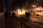 巴黎华人在自家遭法警击毙 华侨示威酿警民冲突