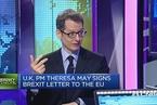 美银美林:市场对脱欧反应冷淡