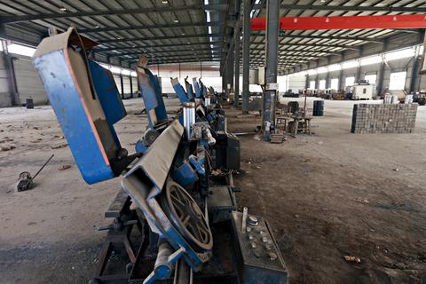 03. 山东源大工贸有限公司的工厂已经停工。