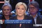 分析人士:法国大选折射国内分裂严重