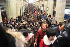 早高峰乘地铁致四肢瘫痪 地铁公司一审被判赔26万