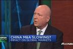 中国海外并购将减速?