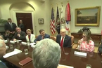 白宫公布高官资产:特朗普内阁高达120亿美元