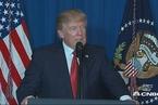 特朗普下令对叙利亚发射59枚战斧导弹