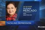 世卫组织:勇于谈论抑郁症是战胜它的第一步