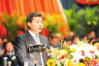 一年三度履新 山西省委秘书长罗清宇改任太原书记