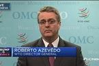 WTO总干事:不能忽视反对全球化的声音