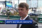 Jeep CEO:对2017年的业绩一点也不悲观