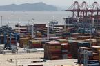4月中国出口同比增速明显回落