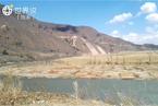 财新记者实拍鸭绿江中朝边境