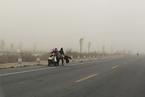 中央气象台:大范围沙尘天气来袭