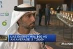 阿联酋能源部长:原油均价冲破每桶60美元比较难