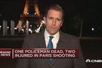 巴黎香榭丽舍枪击案已致警察1死2伤