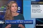 摩根大通:买入欧股时机已到