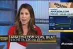 亚马逊一季度盈利超预期