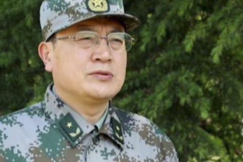 调整后首位集团军军长王印芳亮相