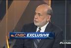 伯南克:美联储或将资产负债表缩至2.3万亿美元