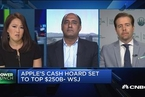 苹果财报发布在即 市场预期股价将走高