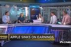 苹果第二财季营收不及预期 iPhone销量下降