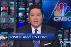苹果股价创新高 市值首破8000亿美元