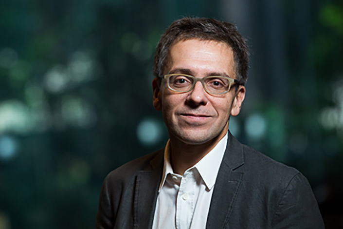 Ian Bremmer, president and founder of Eurasia Group Ltd., said he believes that Sino-U.S. relations could deteriorate under U.S. President Donald Trump because most people around Trump have a more-hawkish perspective on China. Photo: Visual China