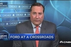 福特汽车股价连年下跌 押注自动驾驶