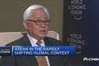 缅甸大亨潘继泽:东盟有跨越式发展的优势