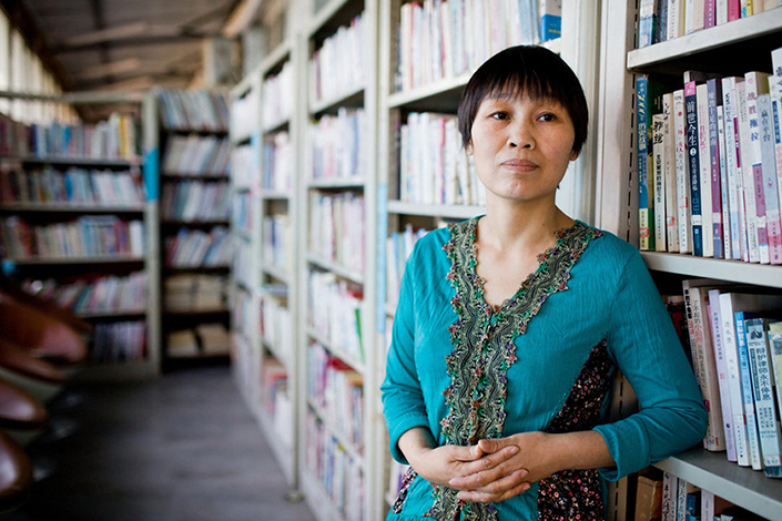 Fan Yusu, a maid in Beijing, wrote the article