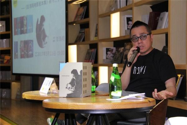 彭浩翔与读者探讨剧本创作