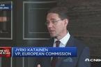 """欧盟委员会副主席:""""一带一路""""最关注中欧投资协定谈判"""