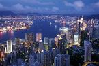 香港中环诞新地王 每平米54万港元
