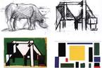 抽象画为什么能吸引人