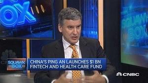 平安首席创新官:10亿美元主投金融及医疗创新