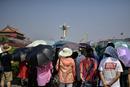 京津冀遭臭氧污染 可致头痛眼睛灼热
