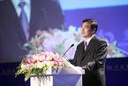 """胡怀邦:开发性金融服务""""一带一路""""有独特优势"""