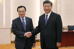 习近平见韩总统特使 盼妥善处理分歧早回正常轨道
