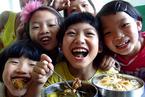 营养餐计划超五年 农村学生平均身高增长5厘米