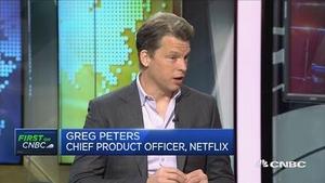 Netflix谈入华策略:将和中国内容创作商合作