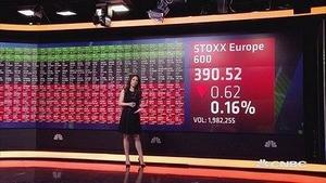 国际股市:欧洲股市周二开盘走低