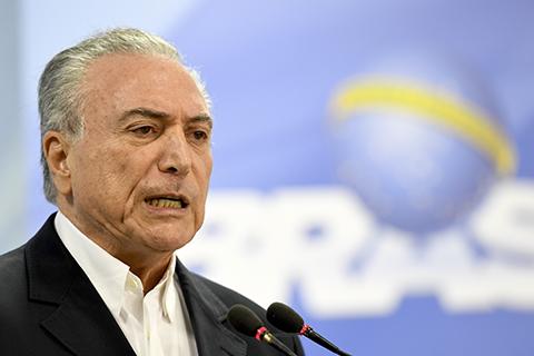 巴西总统贪腐案延烧 亲信涉世界杯工程回扣被捕