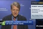 罗伯特·席勒:美股或还有50%的上涨空间