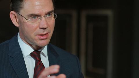 【财新时间】欧盟副主席卡泰宁:希望加速中欧投资协定谈判