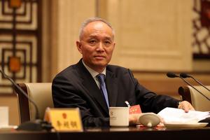 Cai Qi Appointed Party Chief of Beijing, Replacing Guo Jinlong