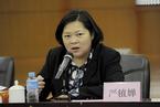 新晋常委严植婵成广东首位女统战部长