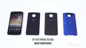 联想和摩托罗拉推出新手机 背壳功能多样化