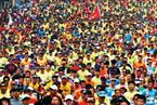 【音频】在中国 马拉松为何这么火?