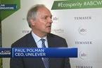 联合利华CEO:退出巴黎协定将激发更多环保行动
